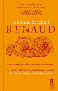 Antonio Sacchini –Renaud (1783)